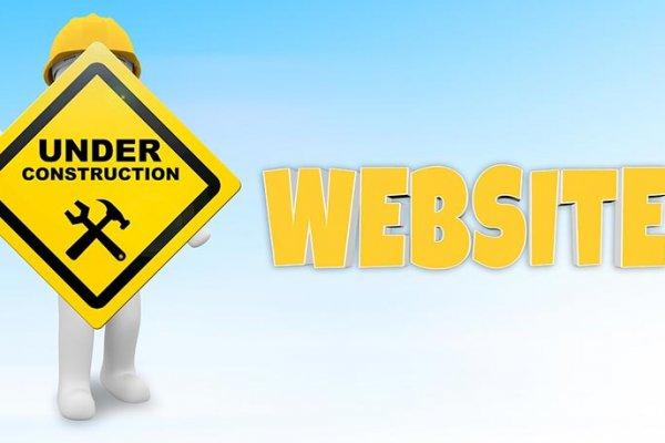 Pianificare grafica, contenuti e SEO per un sito web in costruzione