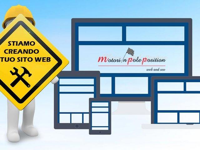 Creare un sito web: 7 elementi da considerare per ambire alla pole position