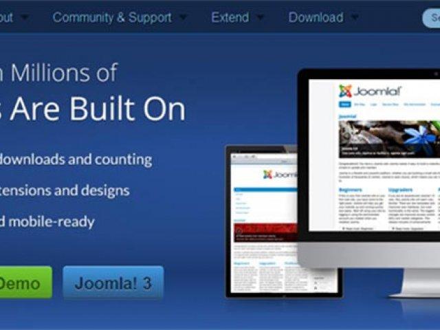 Perchè realizziamo i vostri siti internet aziendali in Joomla?