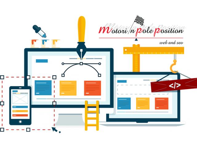 Motori in Pole Position: realizzazione siti internet Bologna