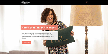 Sito Web Per Home Staging